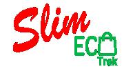 logotipo da linha de capotas marítima slim eco trek