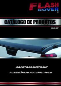 capa do catálogo de produtos flash cover 2013