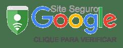 selo site seguro pelo Google