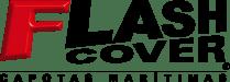 logo flash cover