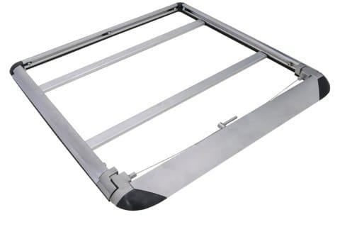 estrutura de alumínio da capota marítima flash roller